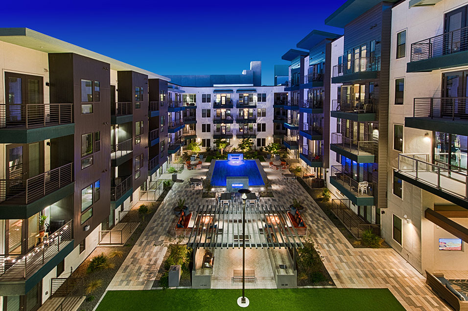 Vela Apartments at Tempe Town Lake