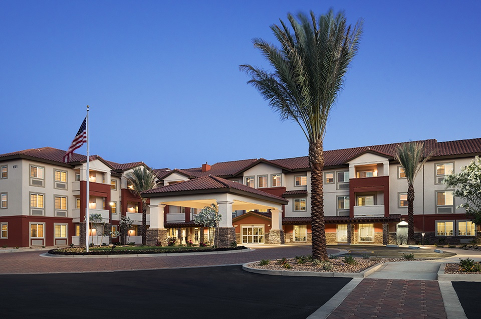 Gardens at Ocotillo Senior Living - Front