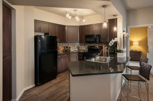 HIGHLAND GROVES - 1 Bedroom Kitchen