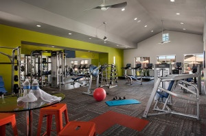 HIGHLAND GROVES - Fitness Center