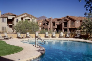 High Desert Village - Pool