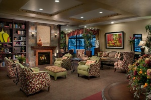 ALTA VISTA - Assisted Living Lobby
