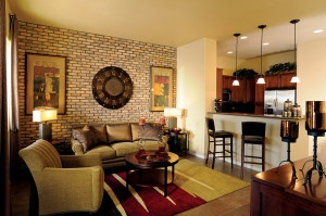 Villas at San Marcos Commons - Durango Living Room